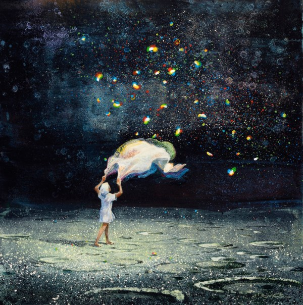 Magical Realism Art Paintings