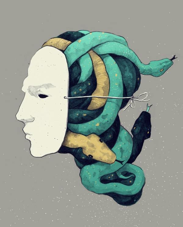 Surreal Illustrations Mind Of Simon Prades