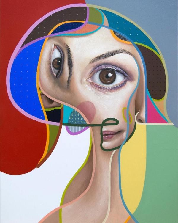 Cubist Painting Cubism Art