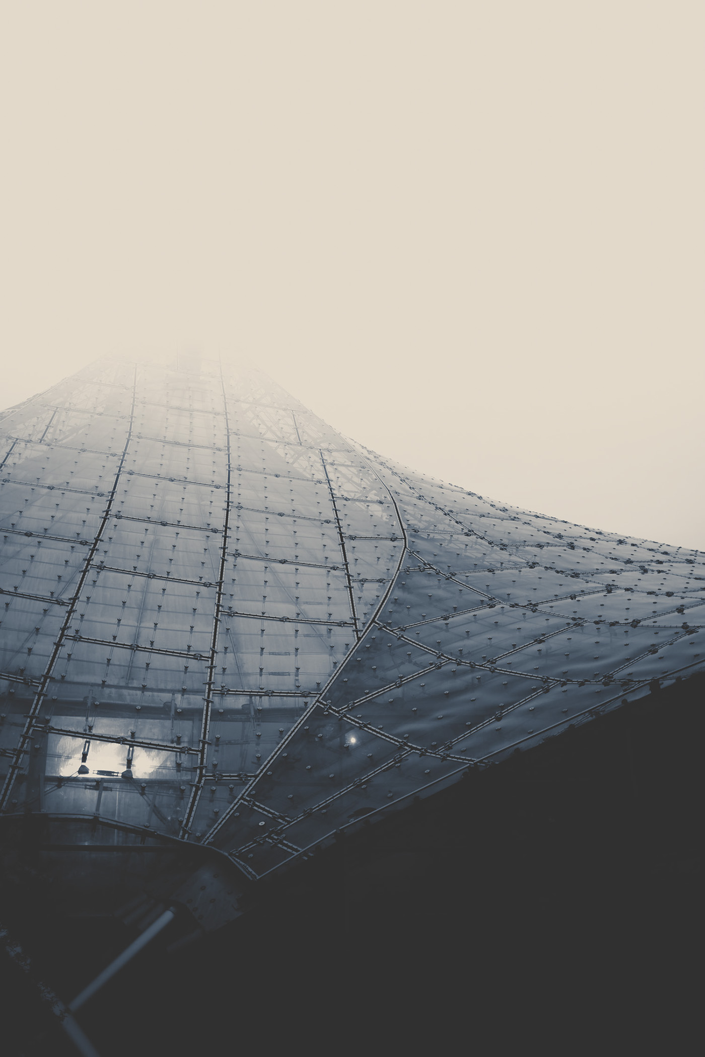 Spaceships Abstract Photographs Of European Architecture