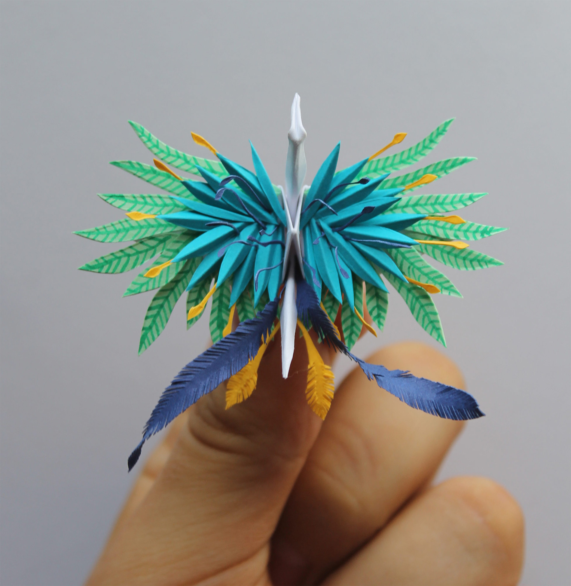 1000 Paper Cranes Wedding