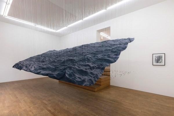 Suspended Ocean Wave Installations Miguel Rothschild