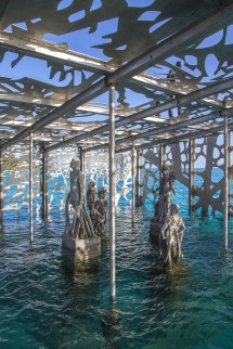 Coralarium Immersive Sculptural Installation Semi