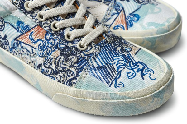 Van Gogh Museum And Vans Collaborate Wearable