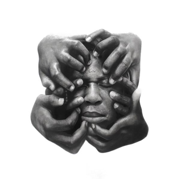 Hyperrealistic Drawings Arinze Stanley Capture Surreal