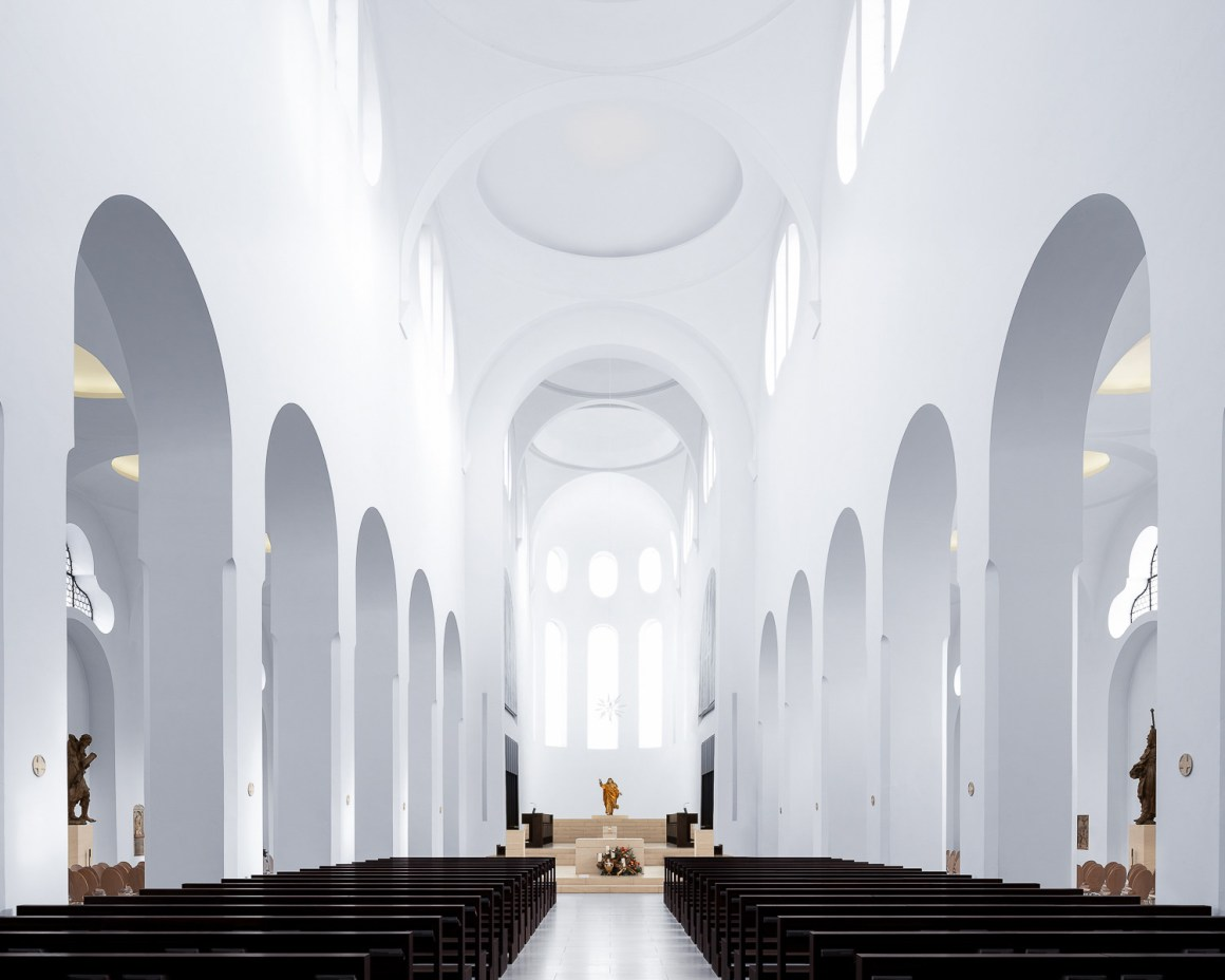Saint Moritz, Augsburg, Germany - John Pawson, 2013