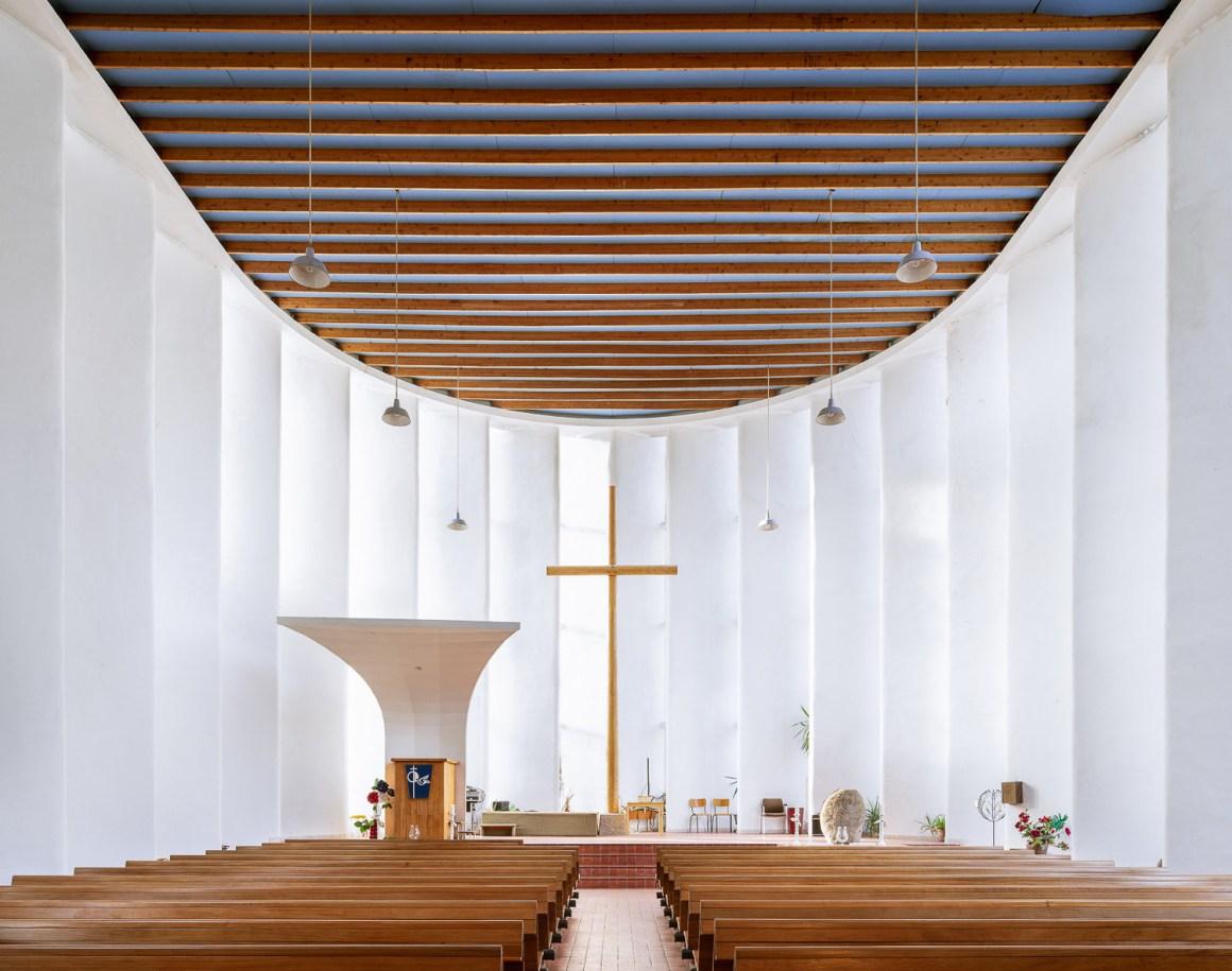 Opstandingskerk, Amsterdam - Marius Duintjer, 1956