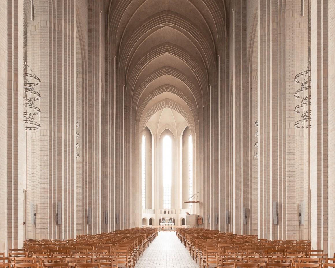 Grundtvigs Kirke, Copenhagen, Denmark - Peder Vilhelm Jensen-Klint, 1927