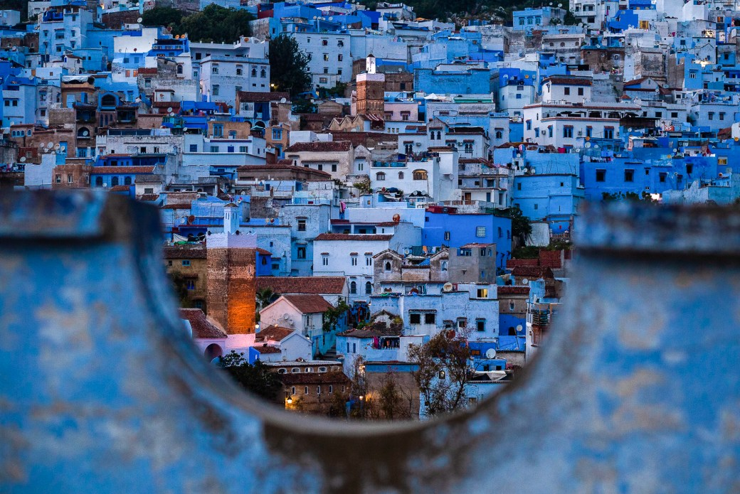 The Vibrant Blue Hues of Morocco's Chefchaouen Village Captured in Photographs by Tiago & Tania 2