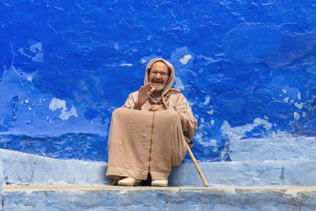 The Vibrant Blue Hues of Morocco's Chefchaouen Village Captured in Photographs by Tiago & Tania 4