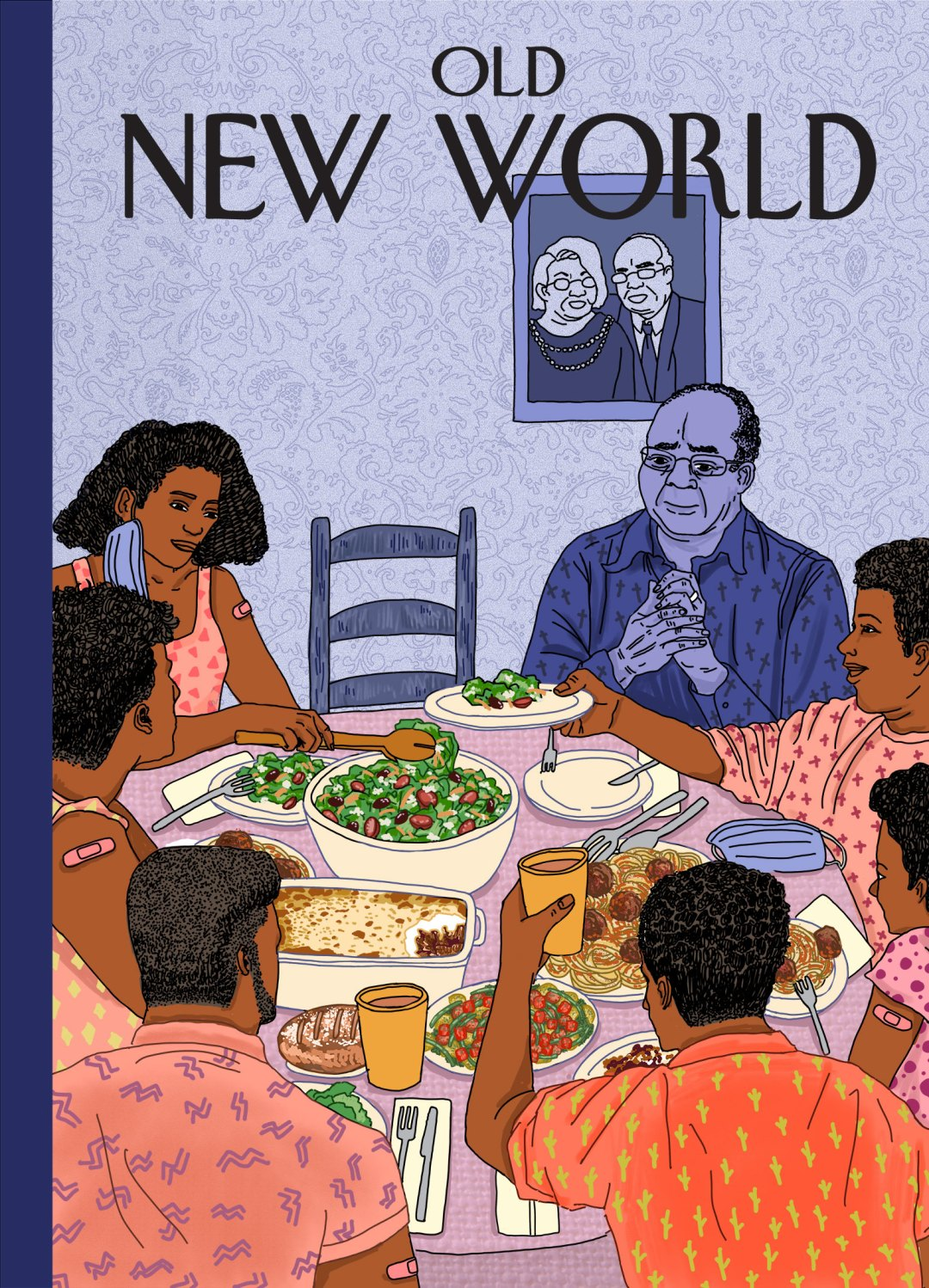 SVA Students Illustrate Extraordinary New Yorker-Inspired Covers that Imagine Post-Pandemic Life