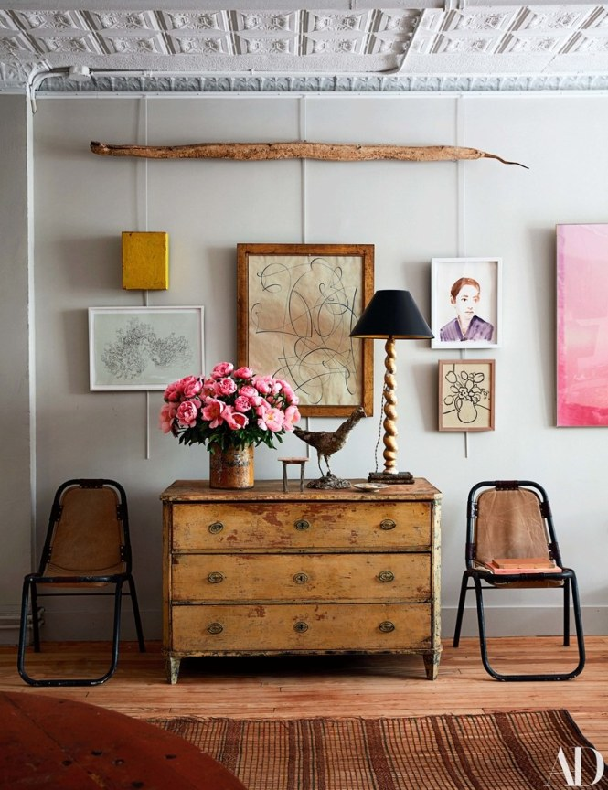 Décor Inspiration At Home With John Derian Manhattan