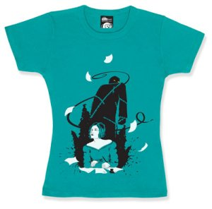 Mary Shelley tshirt
