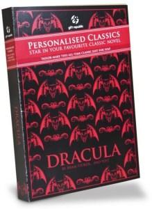 Personalised Dracula