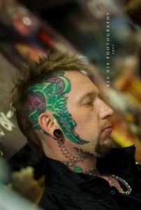 Sween tattoo artist