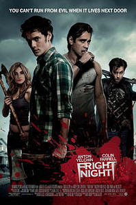 Fright Night 2011 poster