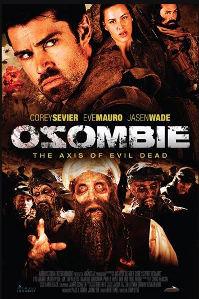 Osombie film poster
