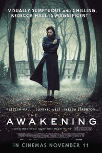 The Awakening cinema poster