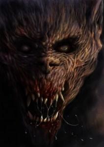 Werewolf by Manon Delacroix