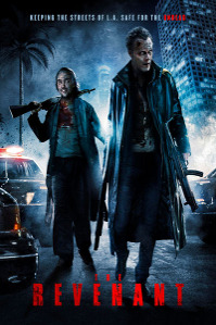 The Revenant DVD cover