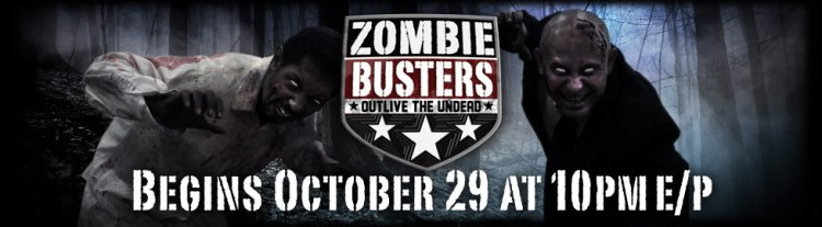 Zombie Busters Halloween