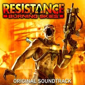 Resistance Burning Skies Soundtrack
