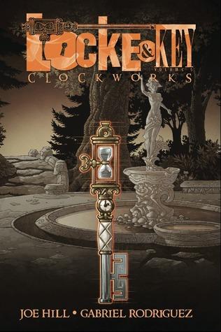Locke and Key by Joe Hill and Gabriel Rodriguez