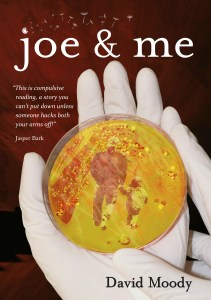 JOE AND ME Cover logo