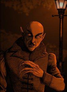 Nosferatu by Greg Chapman