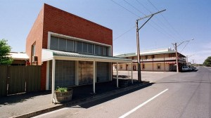 Snowtown bank