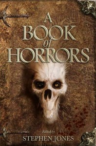 A Book Of Horrors, edited by Stephen Jones
