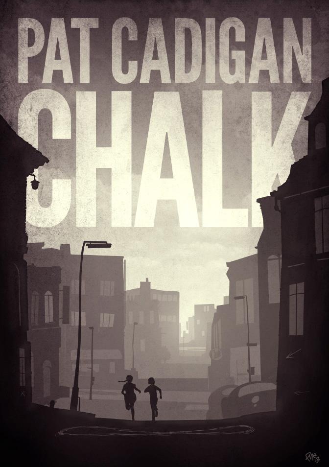 Chalk by Pat Cadigan