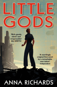 Little Gods by Anna Richards