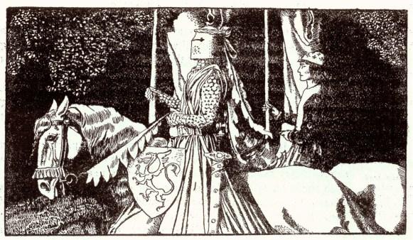 Arthur-Pyle_Sir_Gawain