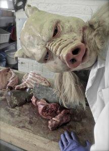 Joseph D'Lacey MEAT butcher