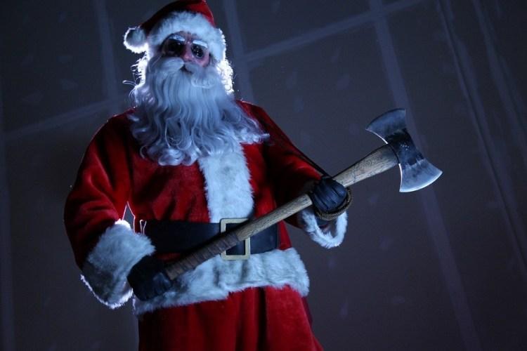 Silent Night Christmas Horror