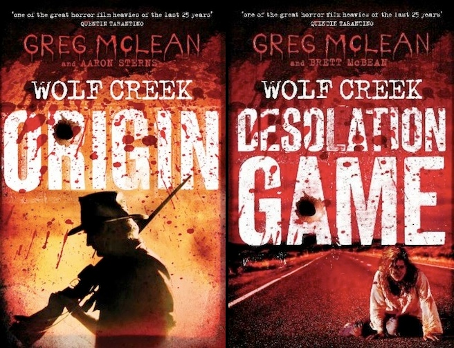 Wolf Creek books