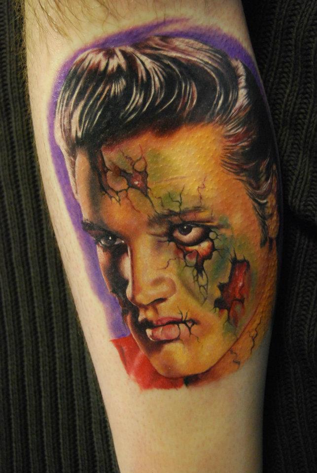 Oddboy tattoo