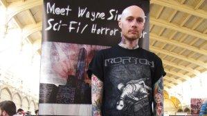 Wayne Simmons horror author