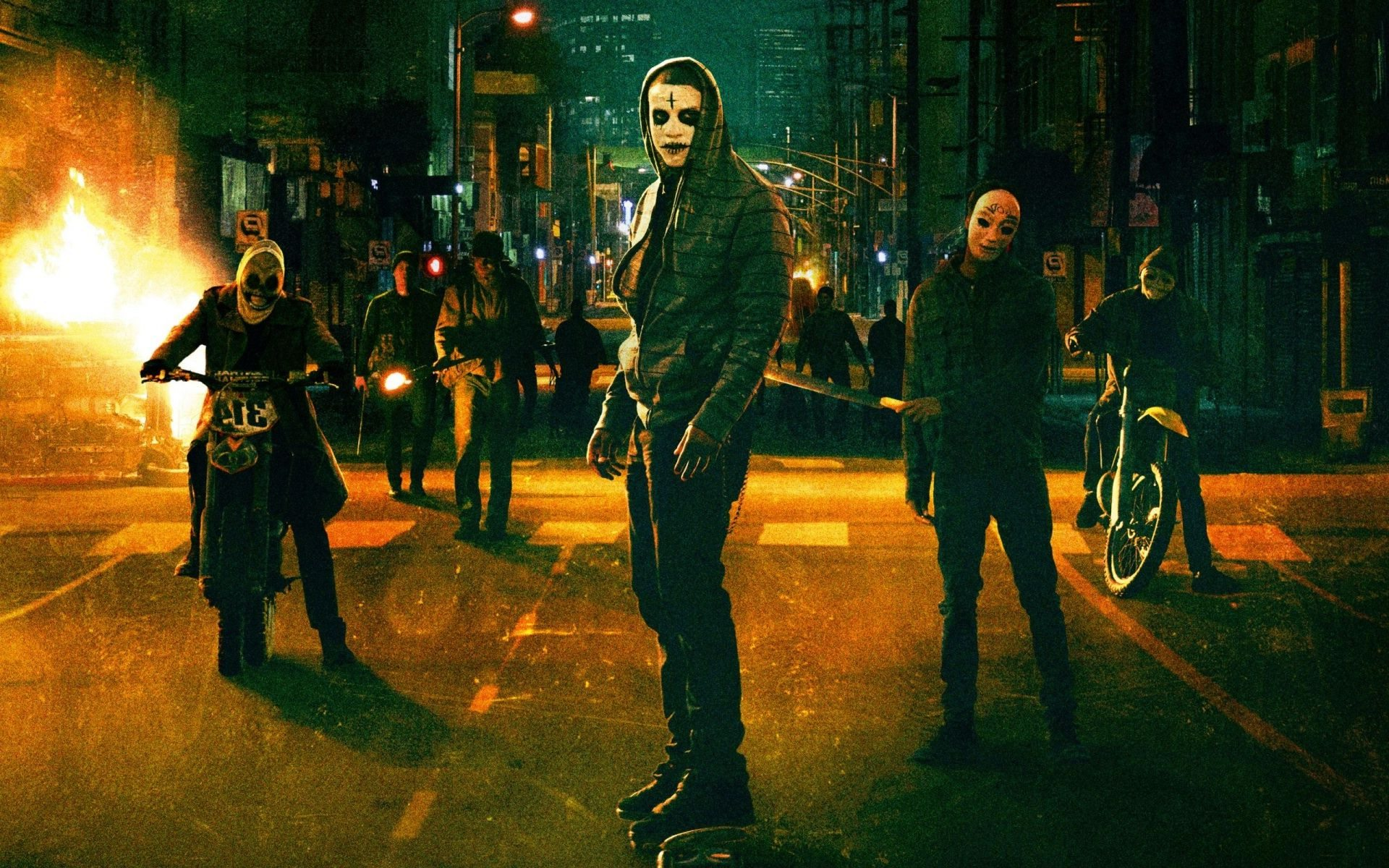 Image result for the purge anarchy