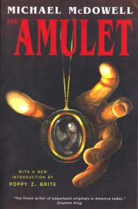 Amulet - Michael McDowell - Valancourt Books - May 2103