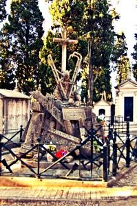 Cemetery Firemen Monument