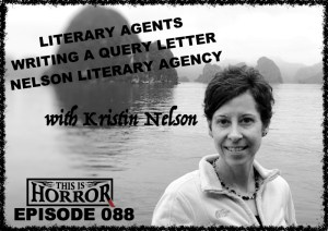 TIH 088 Kristin Nelson on Choosing a Literary Agent, Writing a Query Letter and the Nelson Literary Agency