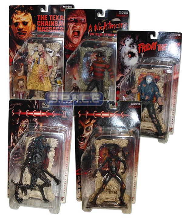McFarlane Movie Maniacs