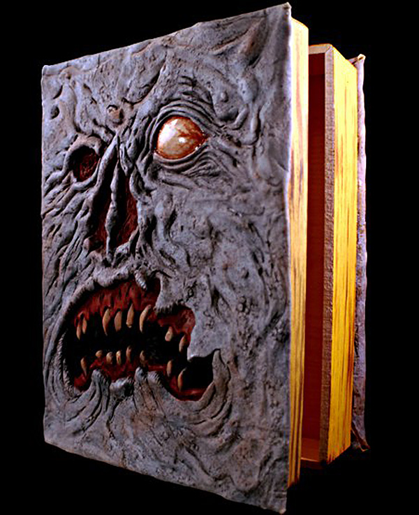 Necronomicon replica