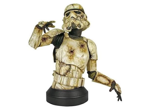 Zombie Stormtrooper figure