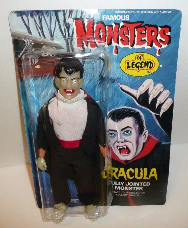 Famous Monsters of Legend Dracula