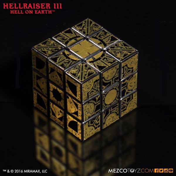 Hellraiser Rubik's