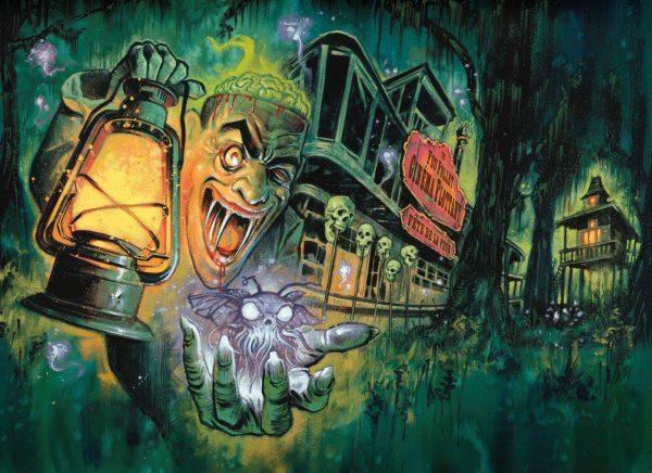 Frightfest 2016 poster