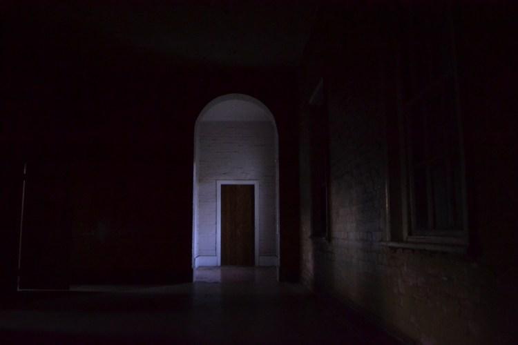 Alone in the Haunted Asylum - Interior